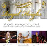 Magnus Rosén, bas, solobas, hammerfall, musik, rock, arrangemang, uppträdanden, carolina Sandgren, sopran, gbg operan, John Kluge, tenor, opera, magnifikt,