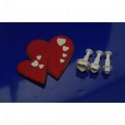 Plunger Cutter - Hjärtan