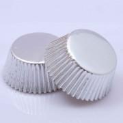 Muffinsform - Silver