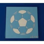 Stencil - Football