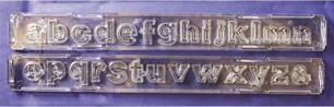 Clikstix - Raka Små bokstäver