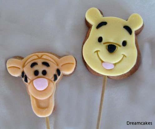 Tiger och Nalle puh cookies