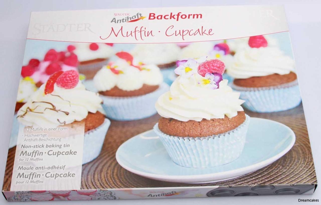 Muffinsplåt för muffins, bullar och cupcakes