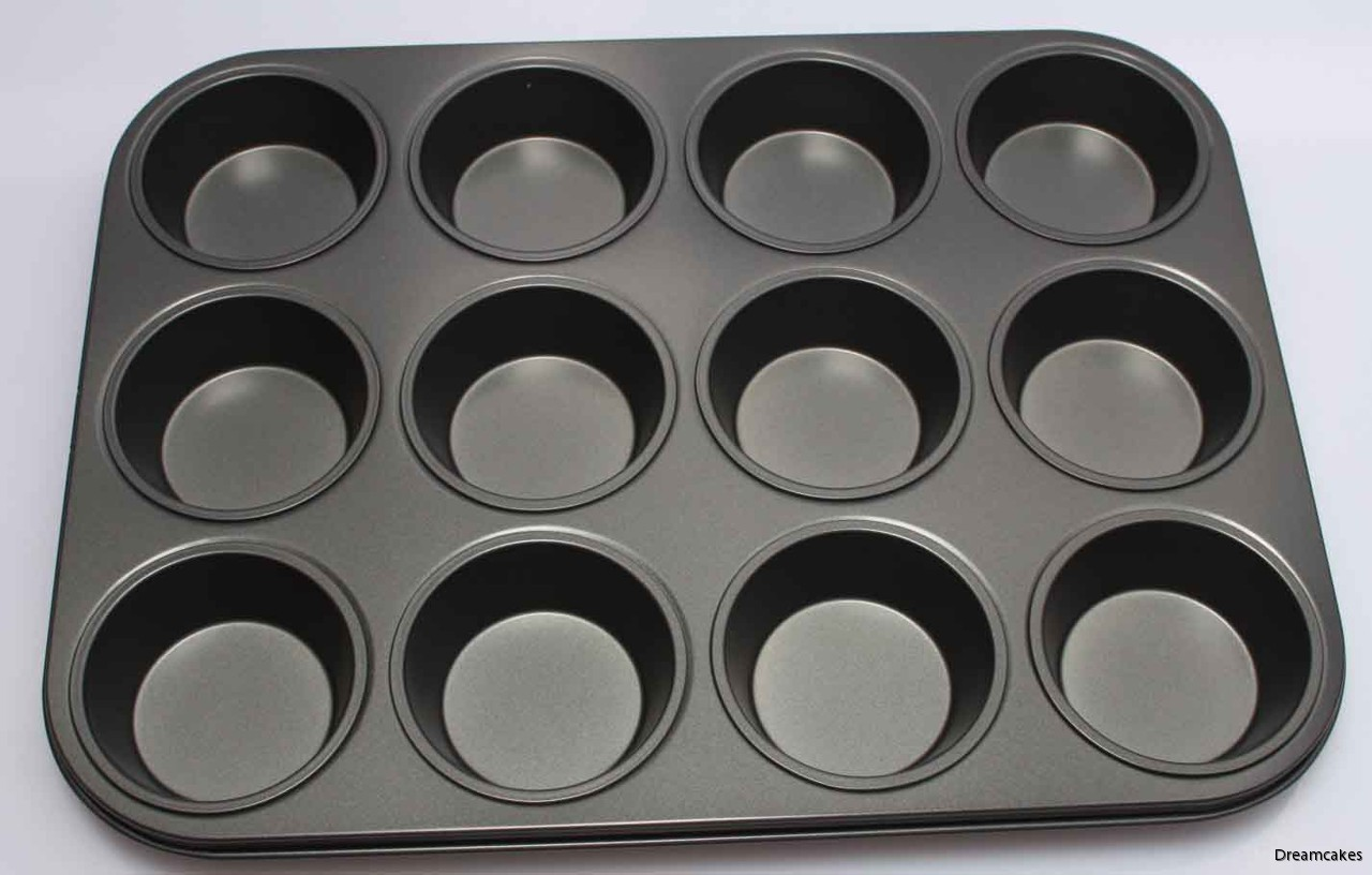 muffinstråg, muffinsform, fungerar även utmärkt för scones i portionsbitar