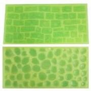 Impression mats set 2