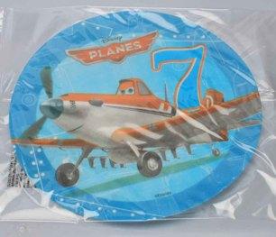 Flygplan - 7