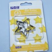 Star Cutter metall - 3pack