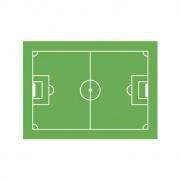 Fotbollsplan - Oblat