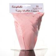 Tulpanform - Rosa