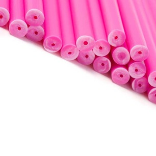Cakepopspinnar - Rosa