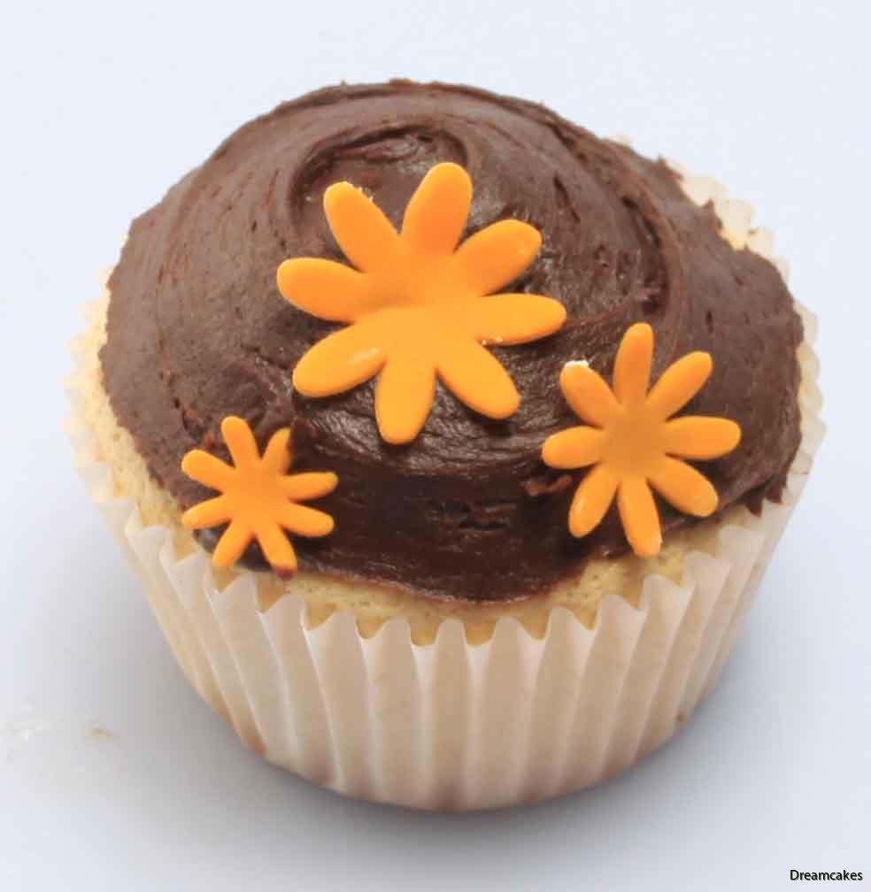 sockerblommor, clickstix, förgätmig ej, tårtdekorationer, tårtblommor, cupcakesblommor, sockerblommor