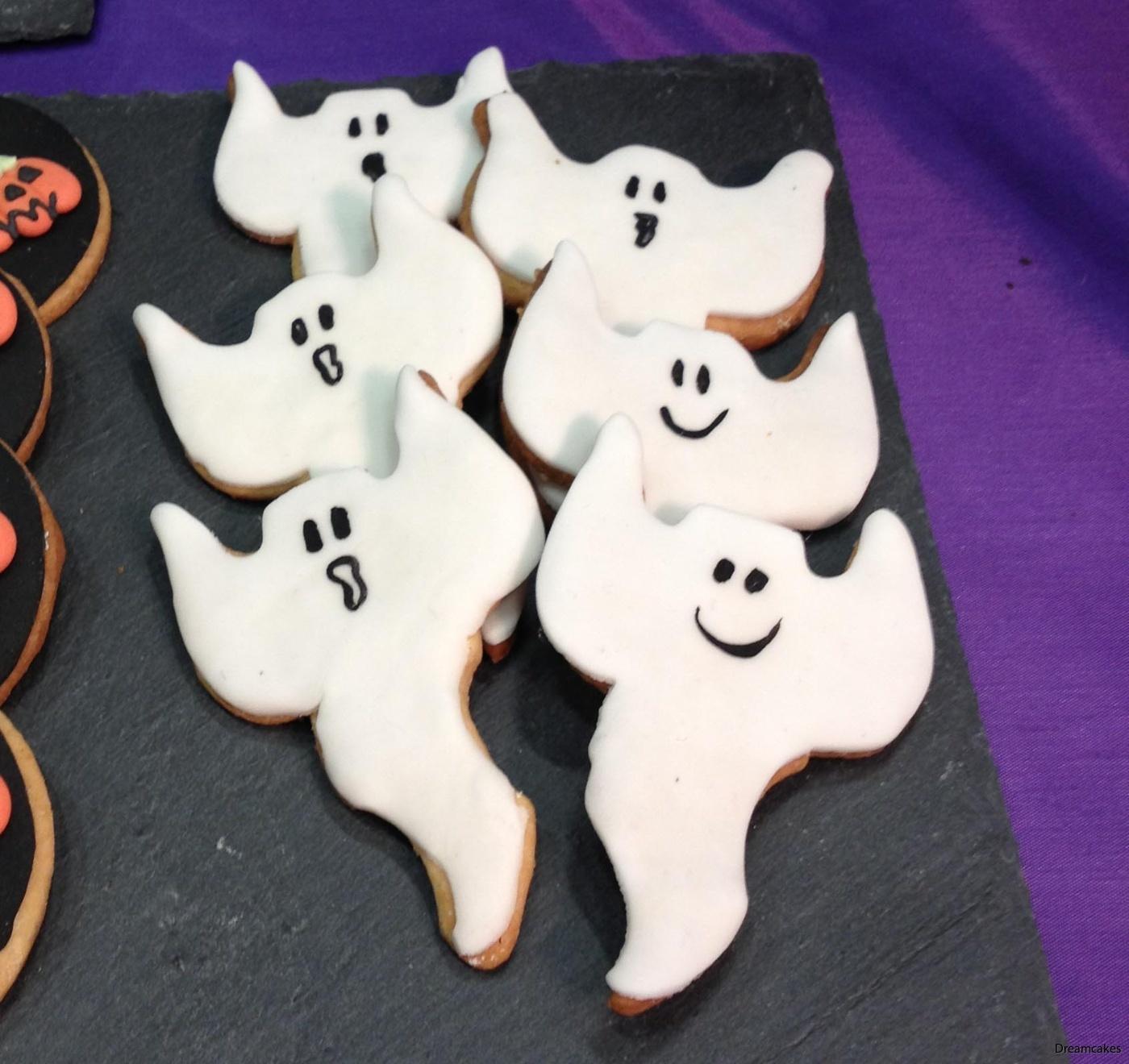 Utstickare spöken halloween