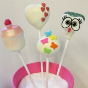 Gjutform - Cake pops