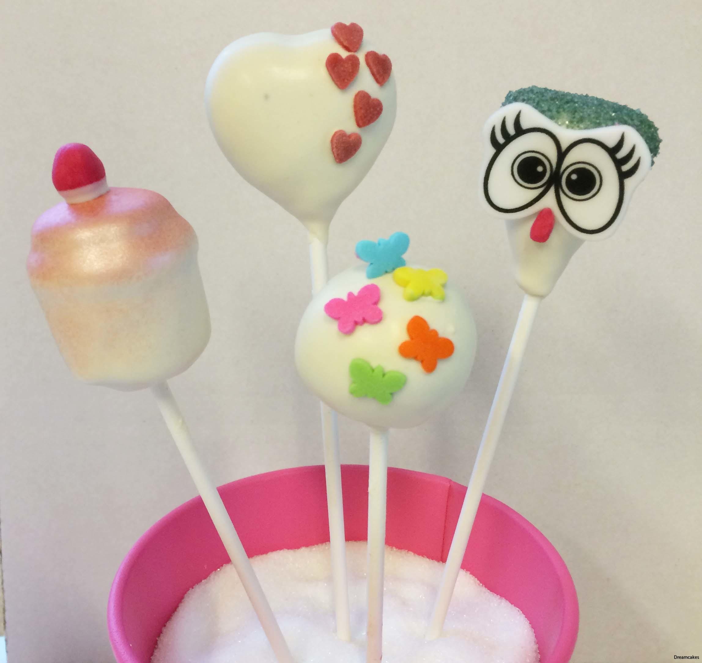 Gjutformar för cake pops