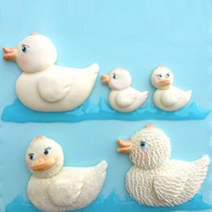 Rubber Duck mould - Karen Davies