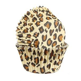 Muffinsform - Leopard