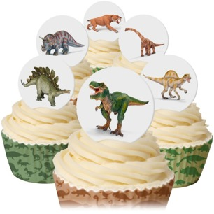 Oblat - Dinosaurier