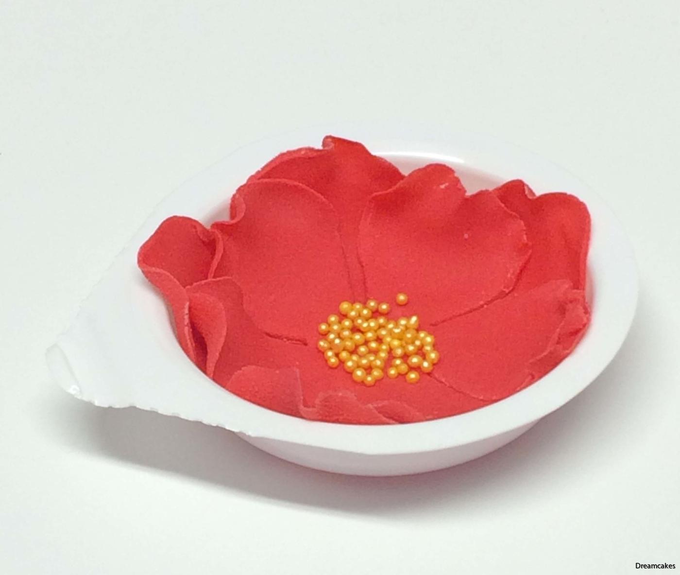 torkform för sockerblommor, torkform, sugarflowers, torka blommor, tårtdekorationer, tårtblommor, torka blommor till tårta