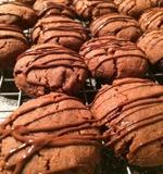 recept chocolate chip cookies, chokladkaka, småkakor, chokladdrömmar