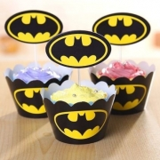 Muffins-set Batman