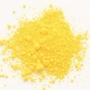Pulverfärg Canary Yellow