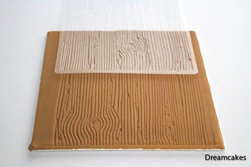 barkmatta, trätårta, tårta som ser ut som trä, barkmönster på tårta