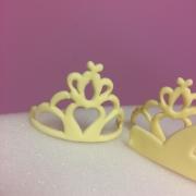 Krona/Tiara - utstickare i 2-pack