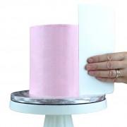 Side Scraper - för höga tårtor