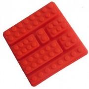Silikonform - Legoklossar