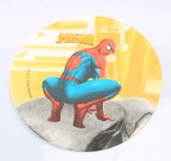 Spindelmannen - Tittar bakåt
