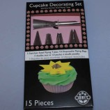 Startset - Cupcake decorating Set