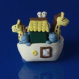 Noaks Ark - dopdekoration