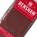 Sockerpasta - Brun med chokladsmak
