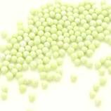 Mjuka pärlemopärlor - Gröna