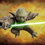 Yoda - Sockerbild