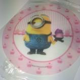 Minions - Cupcake