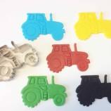Traktor - Metallutstickare