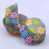 Muffinsform - Flower Power