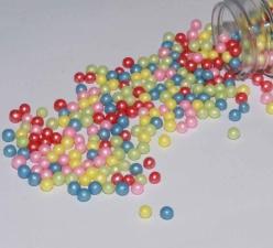 Mjuka Pärlemopärlor - Mix