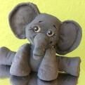 Gjutform - Elefantbaby