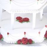Tårtkurs - Spritsning fortsättning