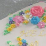 Tårtkurs - Spritsade blommor
