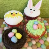 Tårtkurs - Påskcupcakes Mamma/Barn