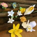 Tårtkurs - Enkel blomstermodellering