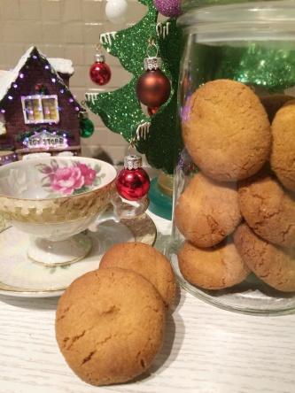 Goda saffranskakor till jul- och adventsfikat