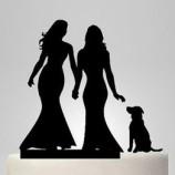 Brudpar - Två kvinnor