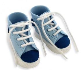 High Cut Sneaker - Utstickare