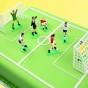 Fotbollsset - Mål och figurer