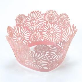 Cupcakewrap Rosa Dahlia