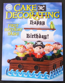 Cake Decorating 2010 - Demo ex